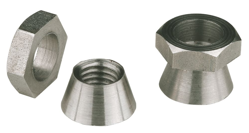 Security Shear Nuts A2 Stainless Steel M6 Pack of 10