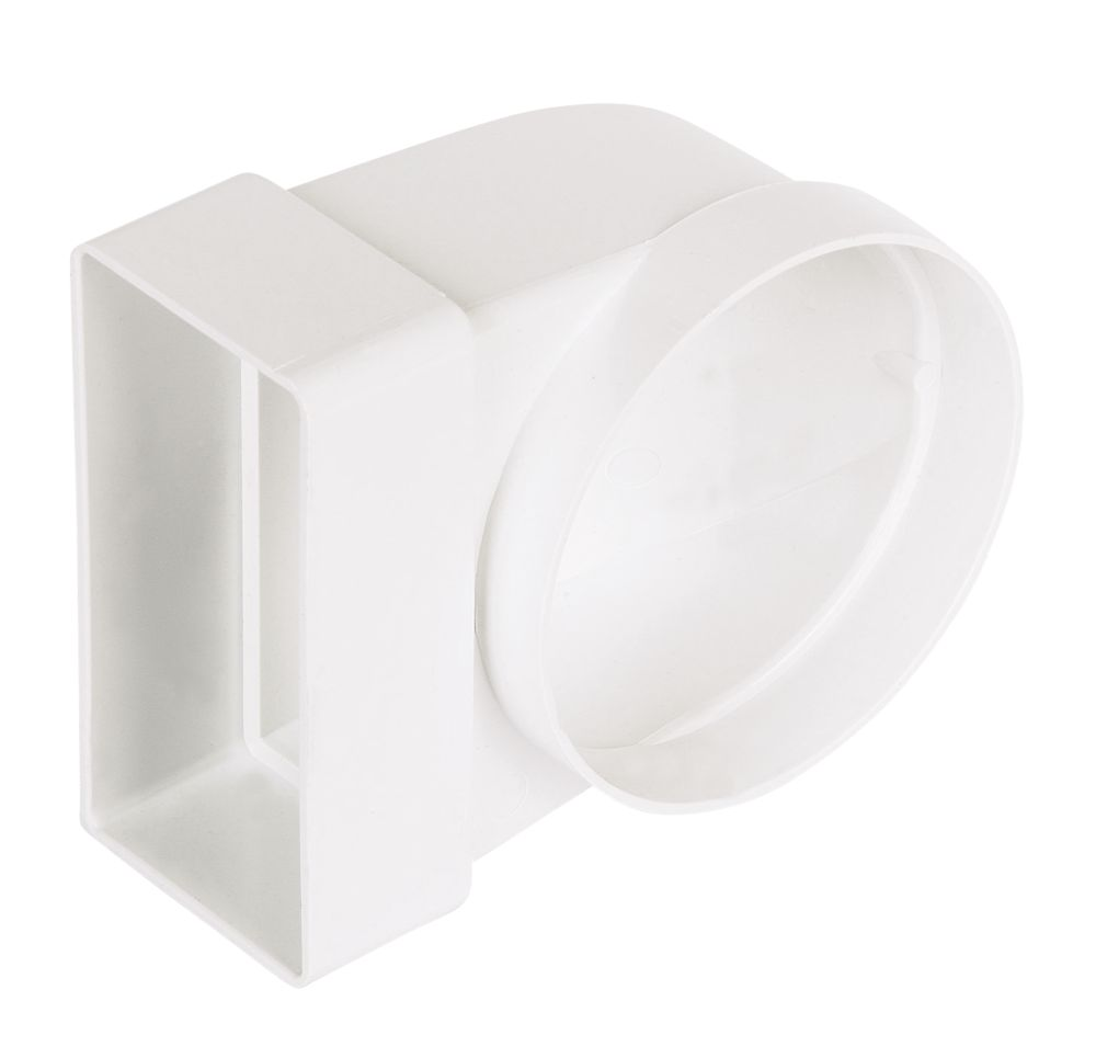 Manrose Rectangular Appliance Connector 100mm