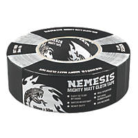 Nemesis Cloth Tape 76 Mesh Black 50mm x 50m