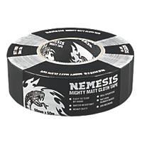 Nemesis Cloth Tape 76 Mesh Black 50mm x 50m