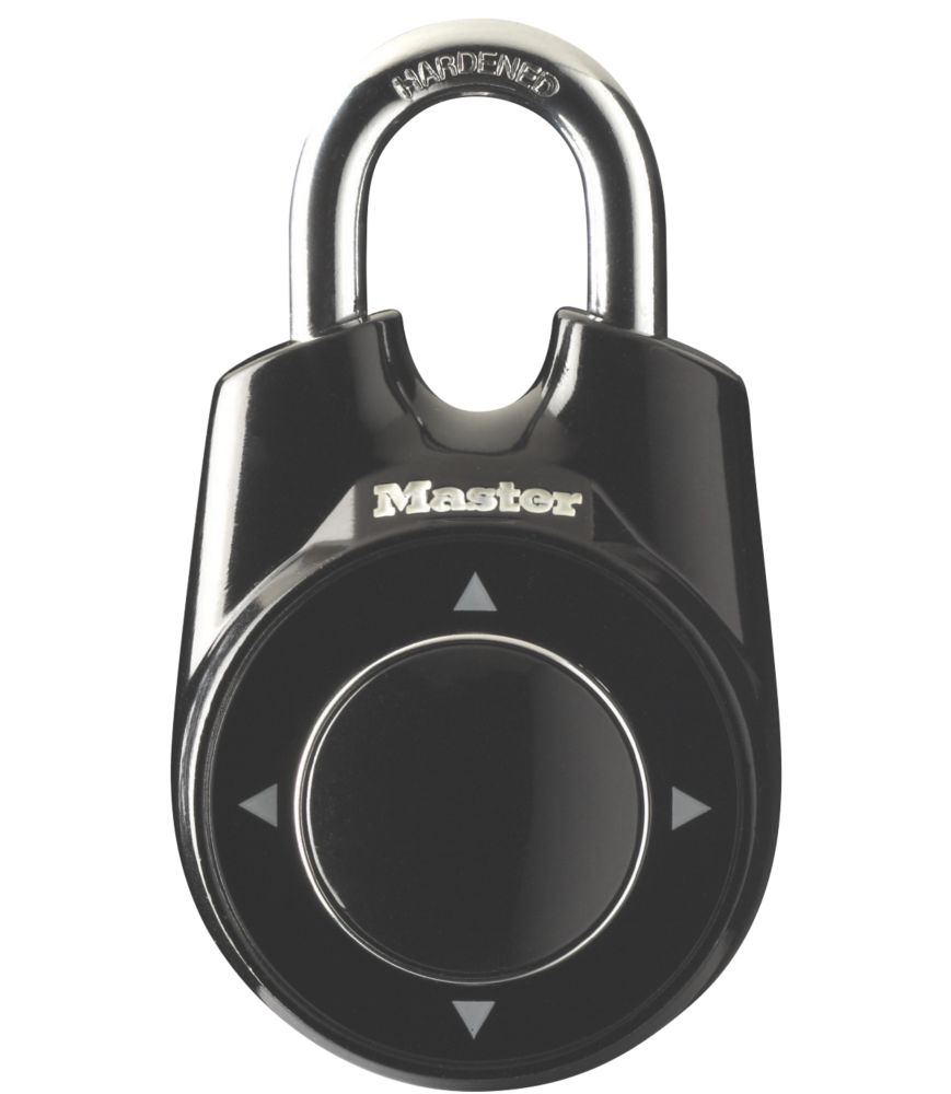 Master Lock One Thumb Control Combination Padlock 55mm