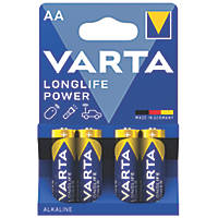 Varta AA Batteries 4 Pack