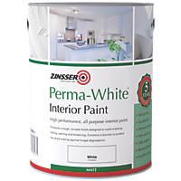 Zinsser Self-Priming Paint White 1Ltr