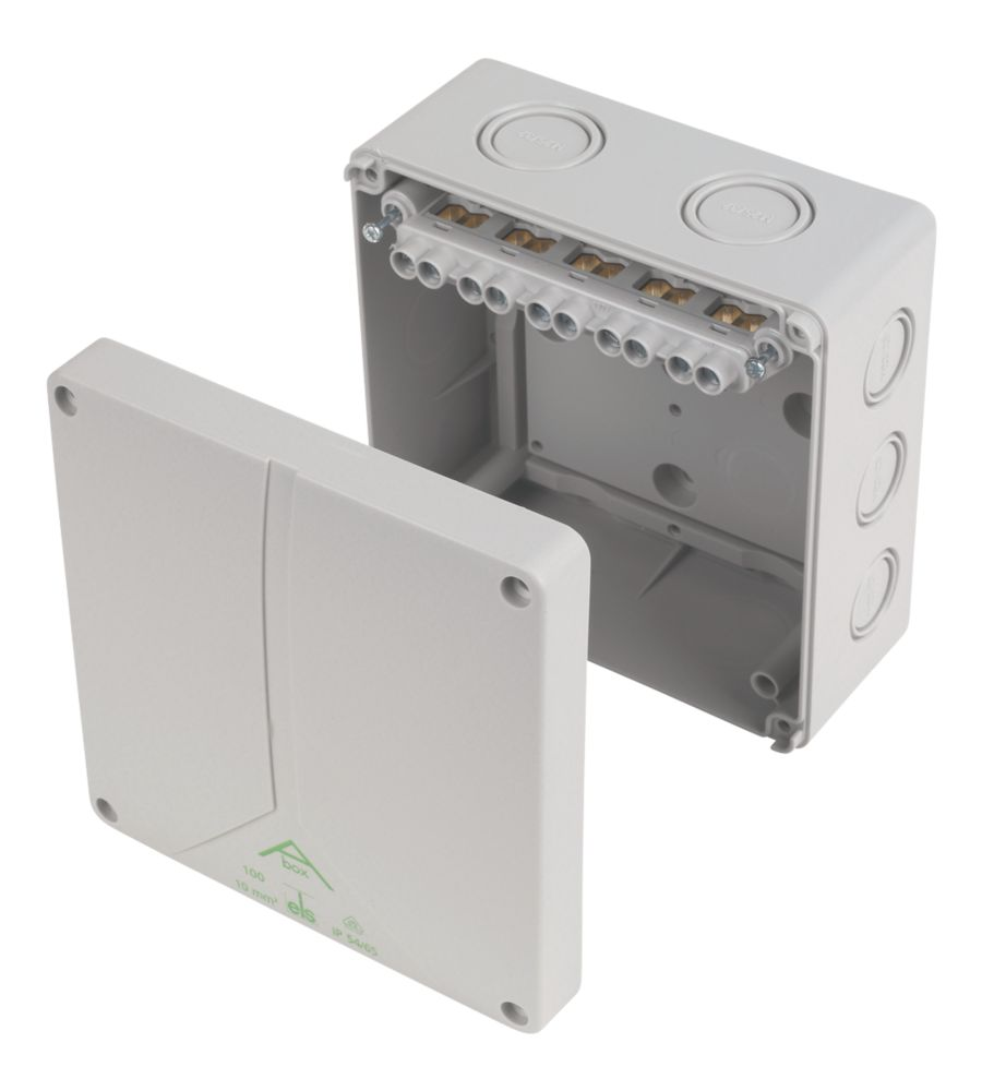 IP65 Adaptable Box 140 x 140 x 79mm