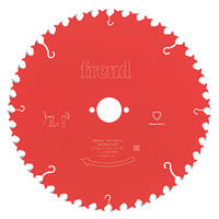 Freud TCT Circular Saw Blade 250 x 30mm 40T