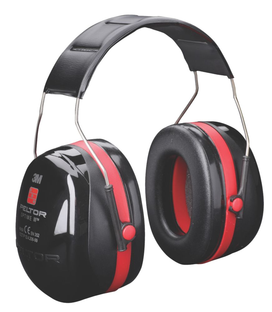 3M Peltor Optime III Ear Defenders 35dB SNR