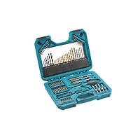 Makita Power Tool Accesory Set 105 Pieces