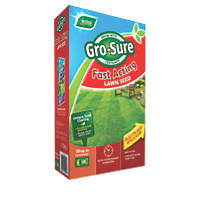 Westland Gro-Sure Fast-Acting Grass Seed 50m² 1.5kg