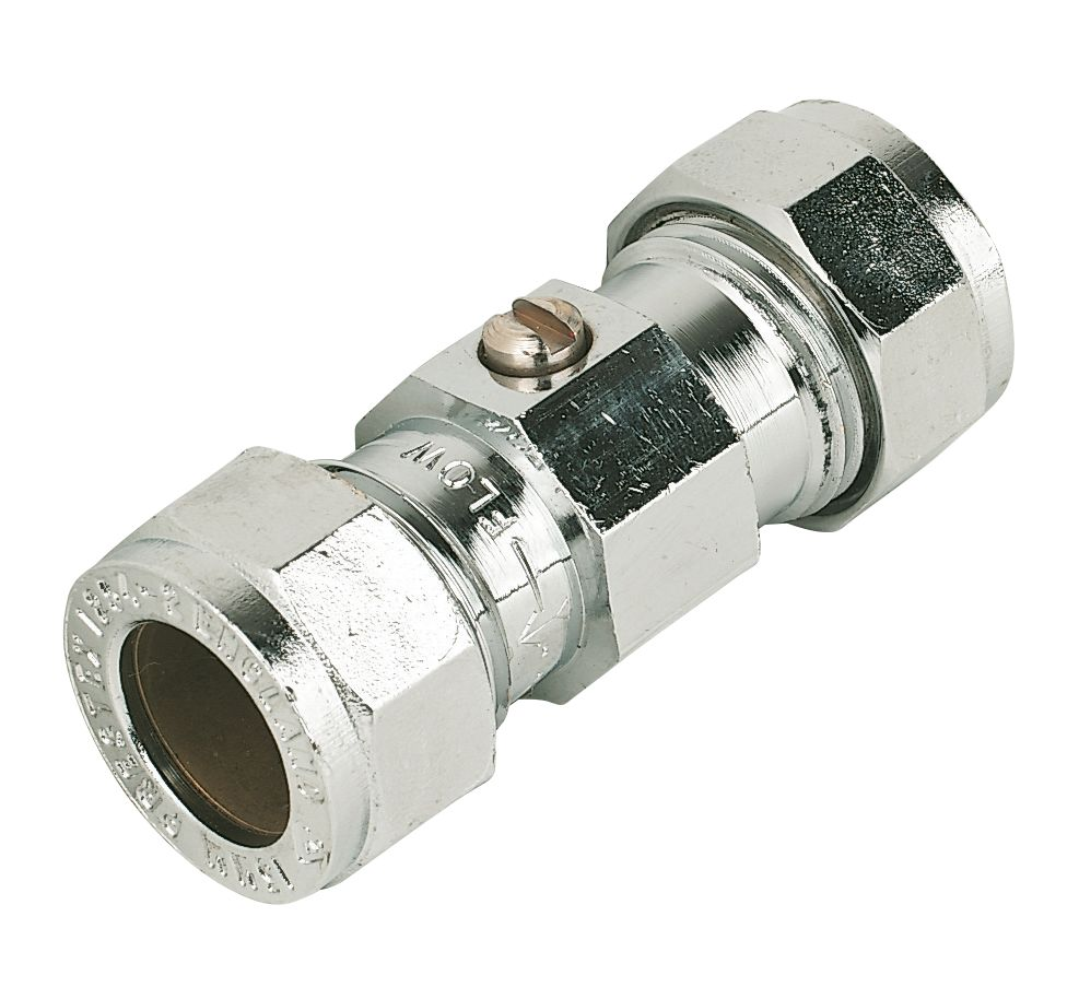 Pegler Isolating Valve 22mm