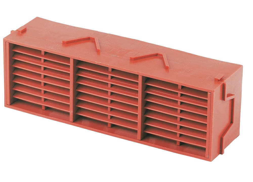 Terracotta Air Brick 9 x 3""