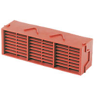 Terracotta Air Brick Terracotta 76mm x 229mm