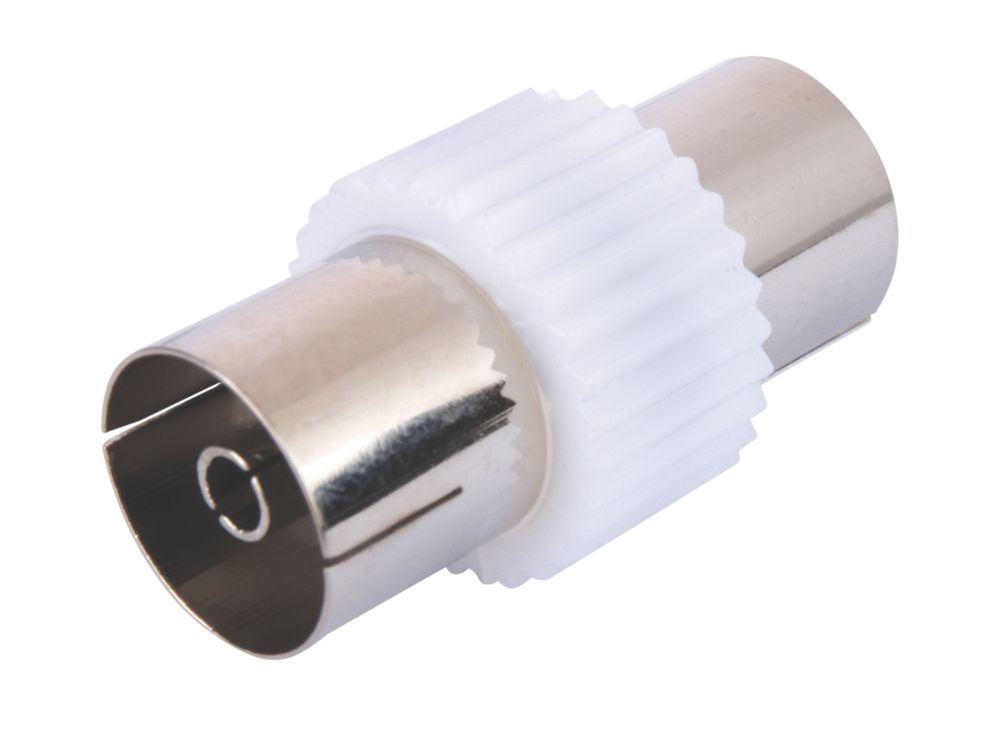 Coaxial Coupler Female Pack of 10