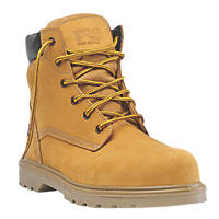 Timberland Pro Hero Safety Boots Wheat Size 8