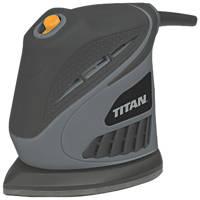 Titan TTB595SDR 130W Detail Sander 240V