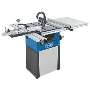 Scheppach Ts82 200mm Precision Table Saw 240v Table Saws