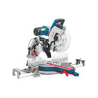 Bosch GCM 12 GDL 305mm  Double-Bevel  Sliding Mitre Saw 110V
