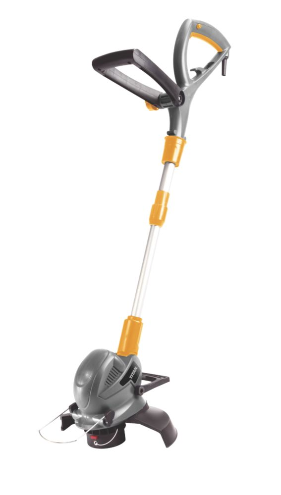 Titan TTB586GTM 600W Straight Shaft Grass Trimmer 240V