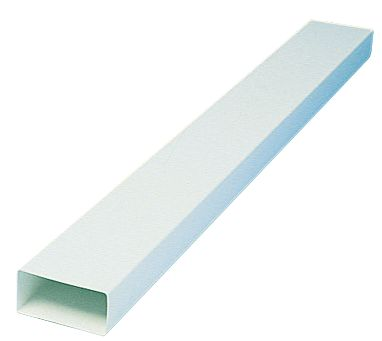 Manrose Rectangular Flat Channel 1000mm