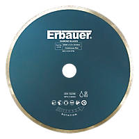 Erbauer Diamond Tile Blade 250 x 2.5 x 25.4mm