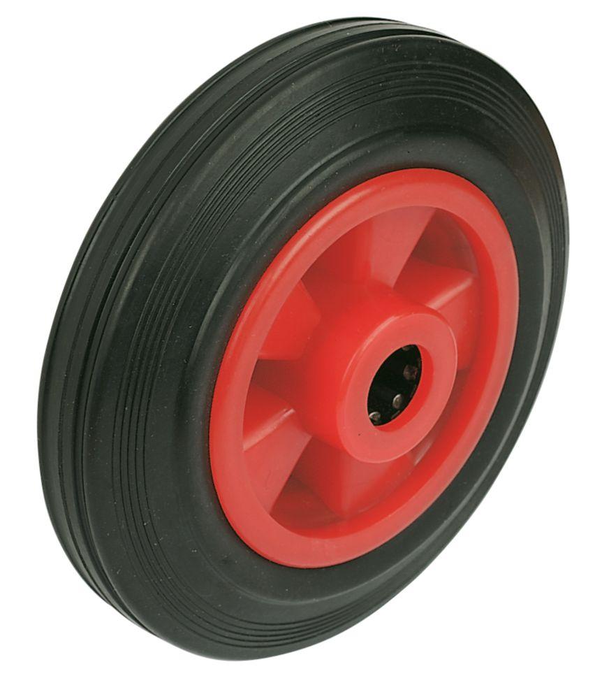 Rubber Wheels 200mm Diameter