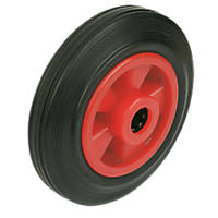 Rubber Wheel 200mm Diameter