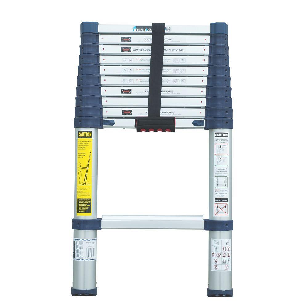 Xtend & Climb Trade Extension Ladder 3.2m 11-Tread