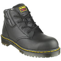 Dr Martens Icon 7B09 Safety Boots Black Size 10