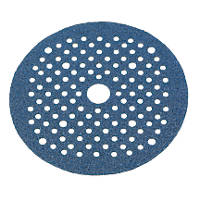 Norton Expert Multi Air Sanding Discs Punched 125mm 40 Grit 5 Pack