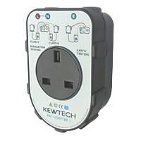 Kewtech Portable Appliance Tester Adaptor Box