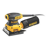 DeWalt DWE6411-GB ¼ Sheet Palm Sander 240V