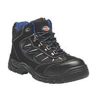 Dickies Storm Safety Hiking Trainers Black Size 9