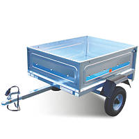 Medium Trailer 1960 x 1270 x 869mm