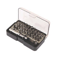 Titan Security Screwdriver Bit Set 32 Pieces