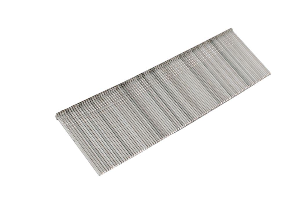 Galvanised Brad Nails 18ga 15mm Pack of 5000