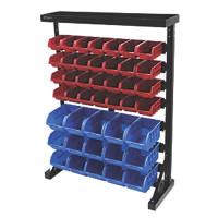 Hilka Pro-Craft Storage Rack 43-Bin
