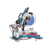 Bosch GCM 12 SDE 305mm  Double-Bevel  Sliding Mitre Saw 110V