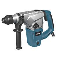 Erbauer ERB575DRH 6kg  SDS Plus Hammer Drill & 25 Piece Bit Set 240V