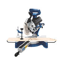 Scheppach MSS8DB 210mm  Double-Bevel Sliding Mitre Saw 240V