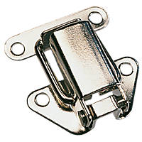 Toggle Cabinet Catch Nickel-Plated 45mm 10 Pack
