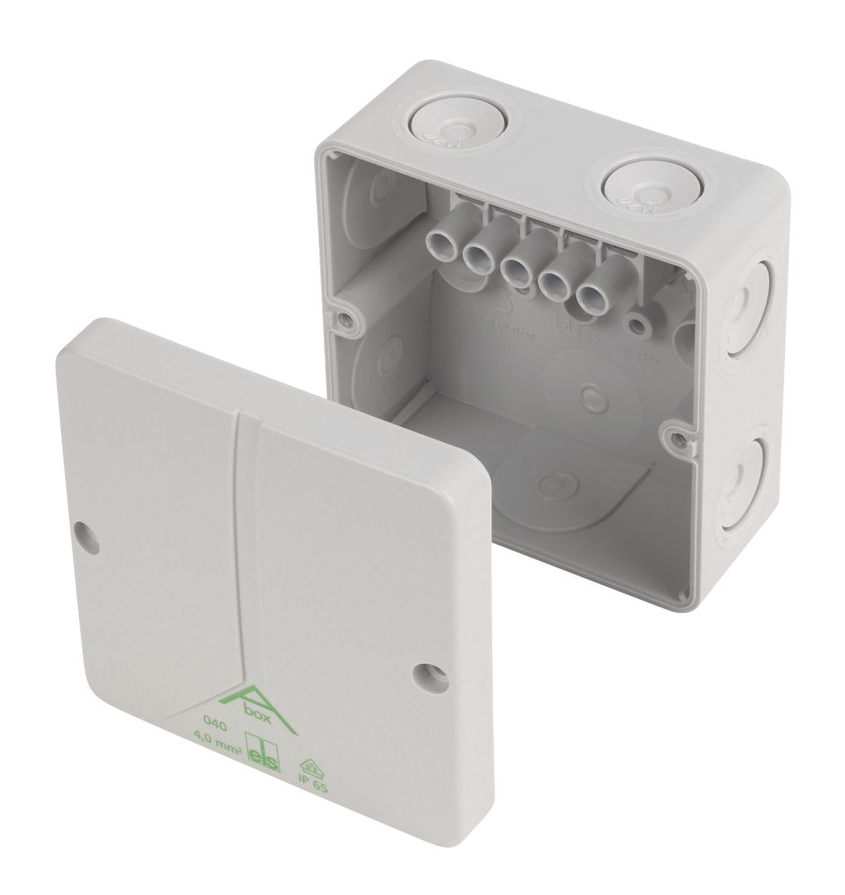 IP65 Adaptable Box 93 x 93 x 55mm