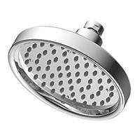 Fixed Round Shower Head Chrome 152mm