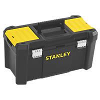 "Stanley Plastic Tool Box 19"""