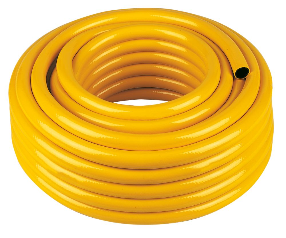 "Hose Yellow 30m x ¾"" (19mm)"