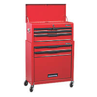 Hilka Pro-Craft 5-Drawer Heavy Duty Tool Chest & Trolley