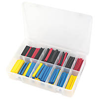 Ring Automotive Heat Shrink Tubing 172 Pcs