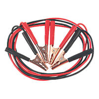 Ring Black / Red 100mA Booster Cables 2.5m