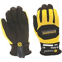 Tilsatec TTP450 Needlestick Cut 5 Gloves Black / Yellow Extra Large