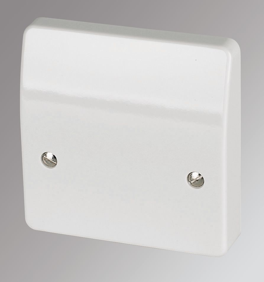 MK 45A Cooker Connection Unit White