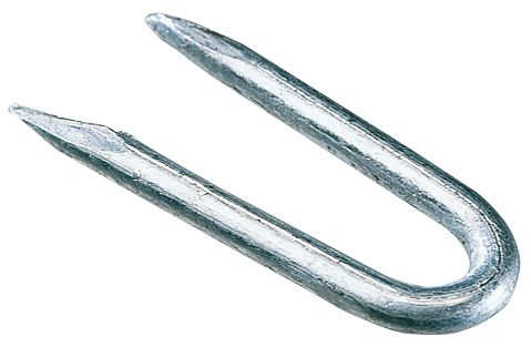 Galvanised Staples 4.00 x 40mm 1kg Pack