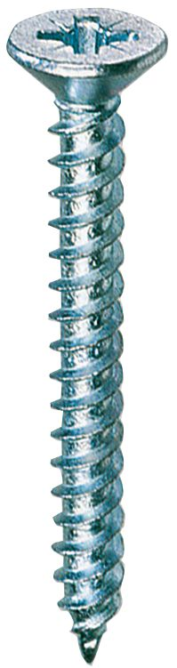 "Quicksilver Countersunk Prodrive 12 x 4 1/3"" Pack of 50"